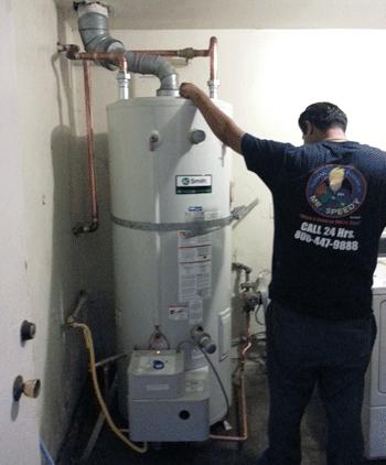 Los Angeles Water Heater Installation Water Heater Repairs
