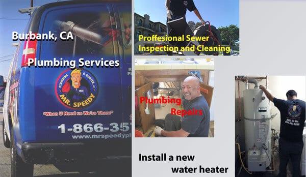 Burbank, CA, Plumbing Services